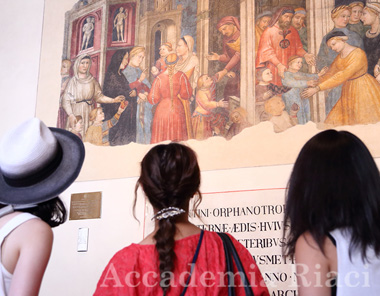 Learn art history in Florence, Italy