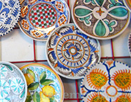 Learn Italian Ceramics in Florence, Italy