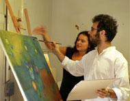 Preparazione all'Accademia di Belle Arti