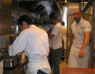 Italian Restaurant Internship in Florence, Italy