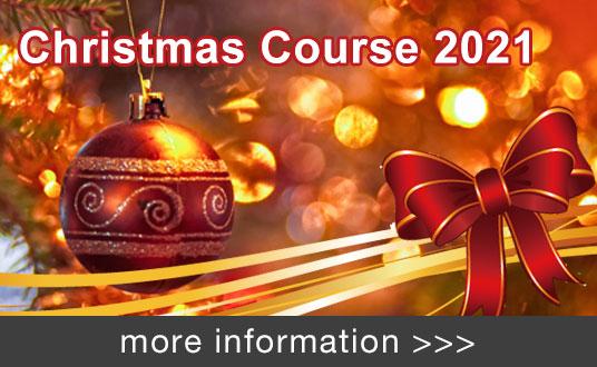 Christmas Courses