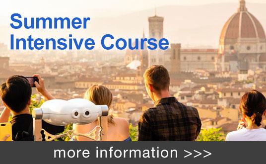 Summer Intensive Courses