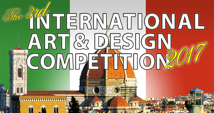 International art design competition 2017 accademia for Decor art international
