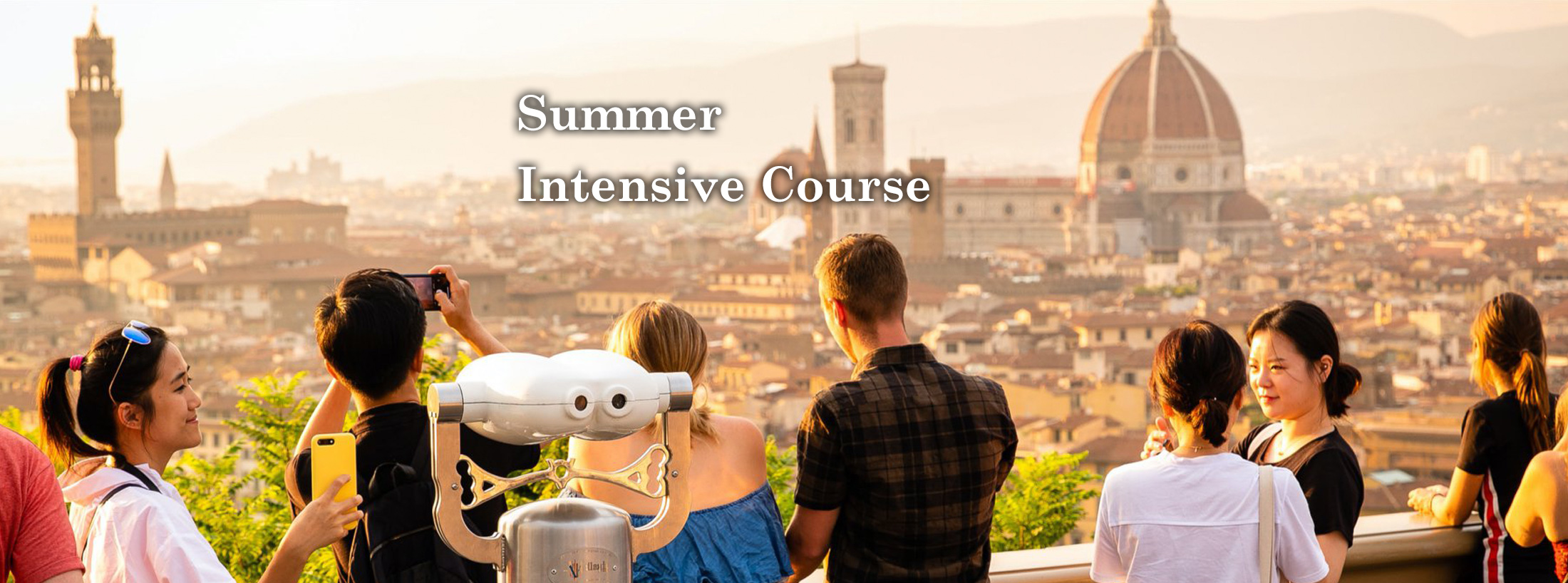 Summer Intensive Course
