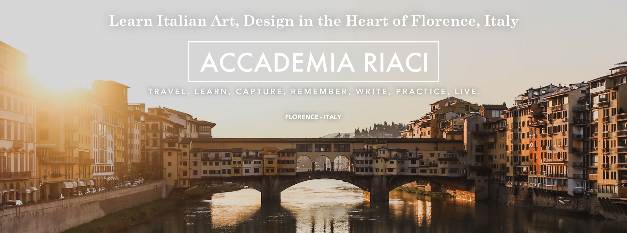 Accademia Riaci - Learn Italian Art, Design in the Heart of Florence, Italy