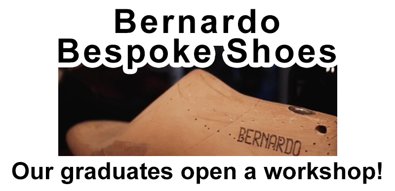 Bernardo Bespoke Shoes