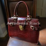 Accademia Riaci Leather Working 057