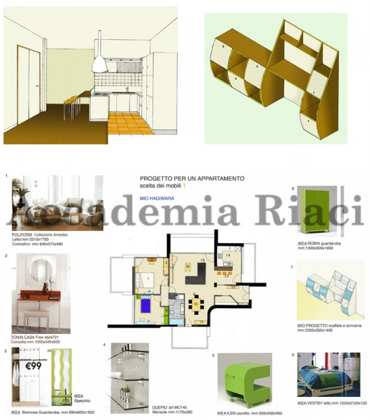 interior design school in florence italy
