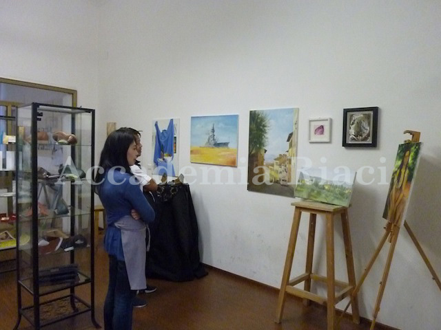 Students' exhibition and Florence Design week