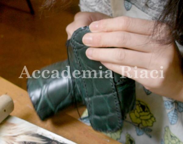 Bag Making class (January 23, 2014)