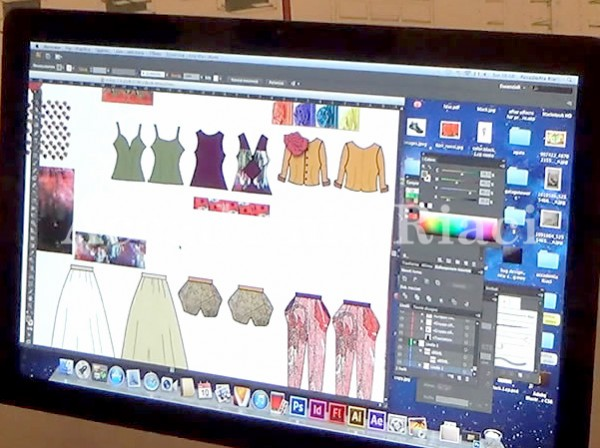 Fashion Design (10 February, 2014)