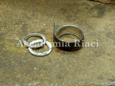Florentine style RING