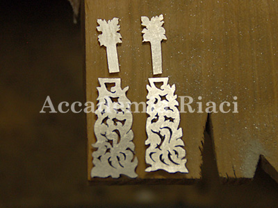 BUCCELLATI STYLE EARRINGS