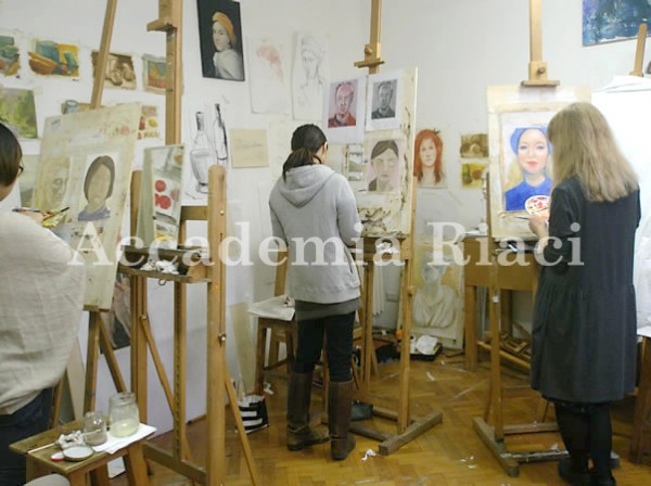 Painting & Drawing class ( Feb 13th 2014)