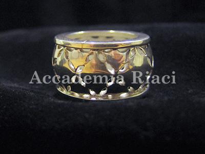Florentine style RING2