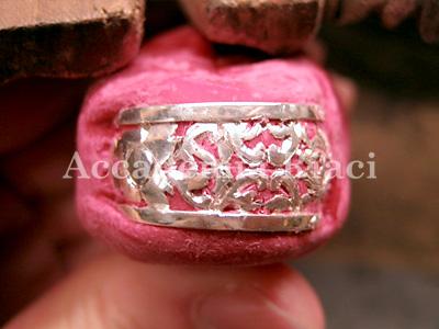 Florentine style RINGS 3