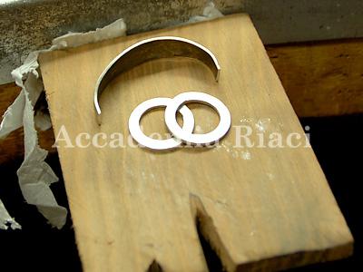 ORGANIC BUCCELLATI STYLE RING