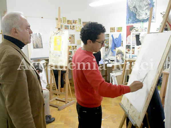 Painting & Drawing lesson ( March 3, 2014)