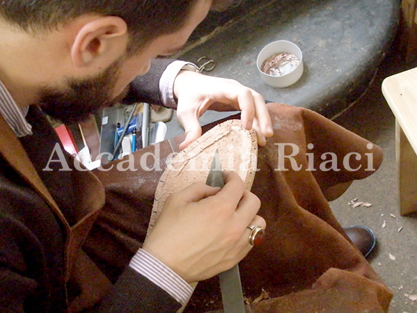 Shoe Making (March 11, 2014)