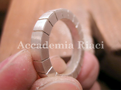 RING WITH 20 STONES