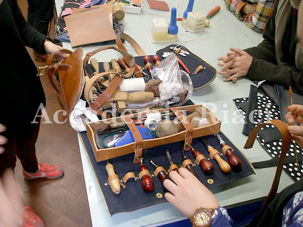 Bag Making (March 27, 2014)