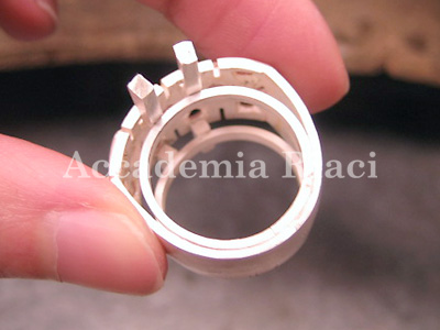 RING WITH  GALLERIA 2