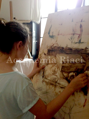 Summer Course Painting & Drawing 3