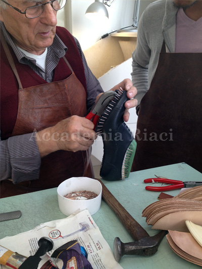 Shoe Making Course _20141031_8