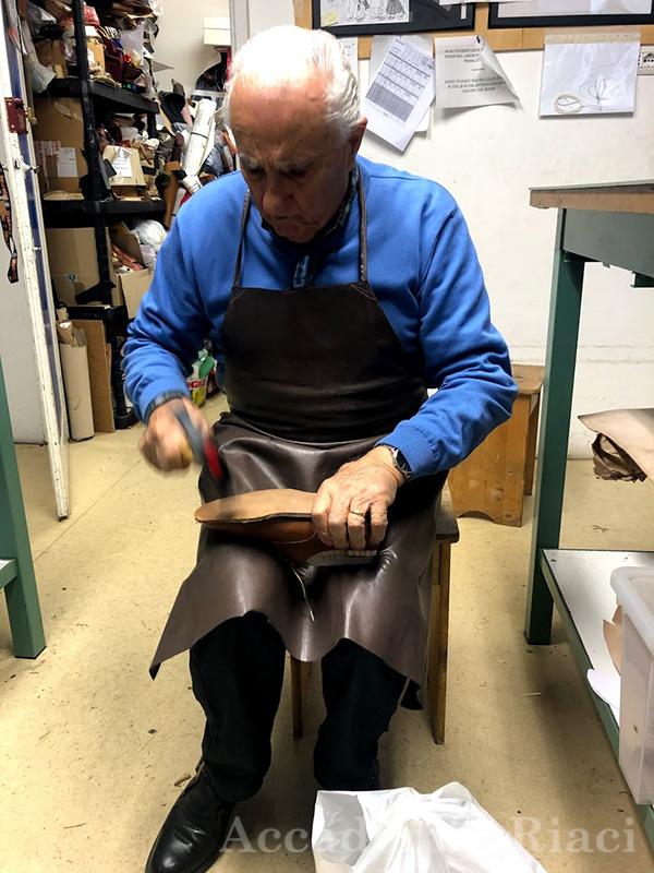 Shoemaking blog